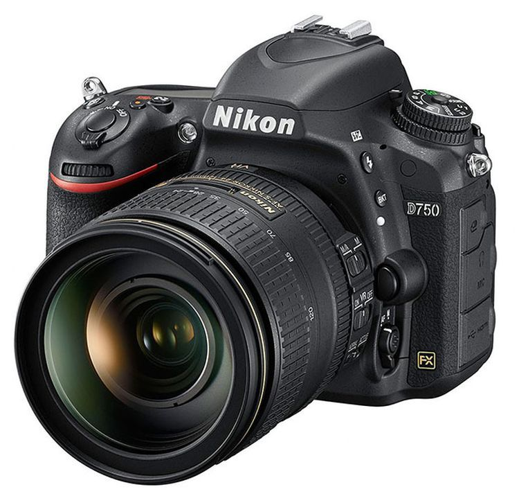 I Am D750, DSLR Full Frame Nikon